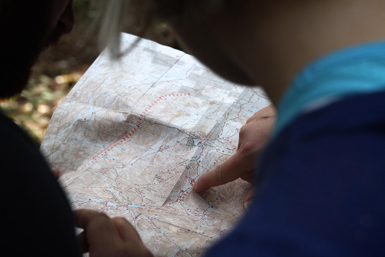 planowanie wycieczki